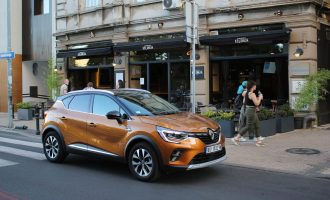 Testiramo Renault Captur Edition One Blue dCi 115 EDC