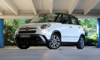 TEST: Fiat 500L Cross 1,3 MultiJet