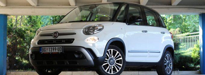 TEST: Fiat 500L Cross 1,3 MultiJet