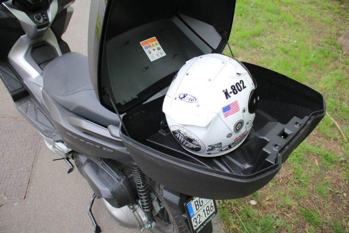 Auto magazin Srbija Test Honda Forza 300