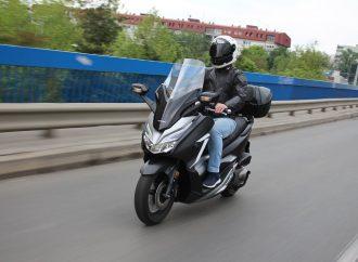 MOTO TEST: Honda Forza 300