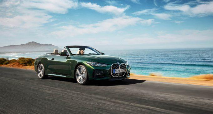 Premijera: BMW Serije 4 kabriolet