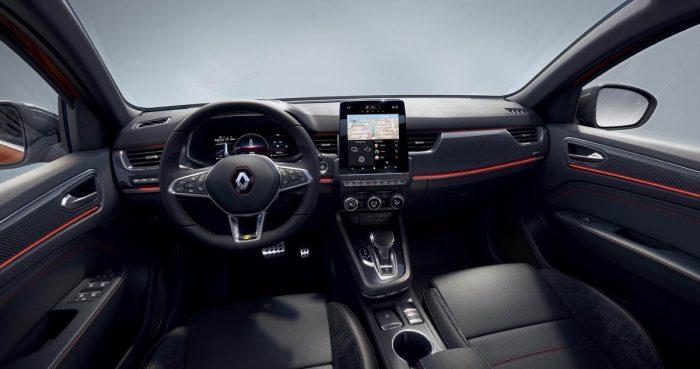 Renault Arkana Megane Conquest
