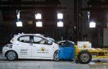 Toyota Yaris prvi auto testiran po novim EuroNCAP standardima
