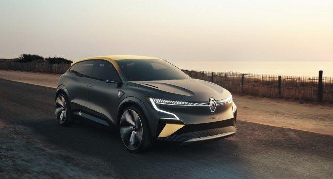 Renault Mégane eVision otkriva budući koncept popularnog hečbeka