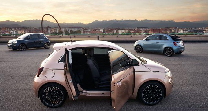 Novi Fiat 500 3+1 na struju ima dodatna vrata