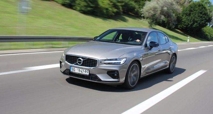 Volvo S60 T4 R-Design na testu Auto magazina