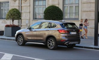 TEST: BMW X1 sDrive 18d