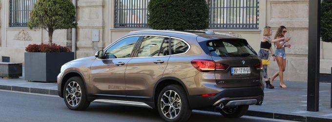 TEST: BMW X1 sDrive 18d
