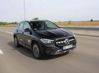 Mercedes GLA 200 d na testu Auto magazina