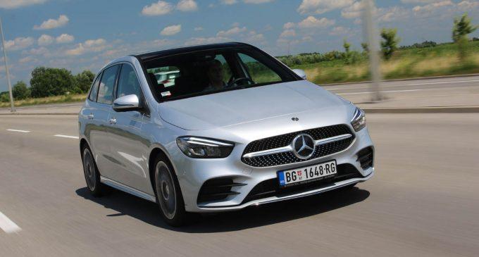 Mercedes izbacuje Renault 1,5 dCi motor iz A i B klase?