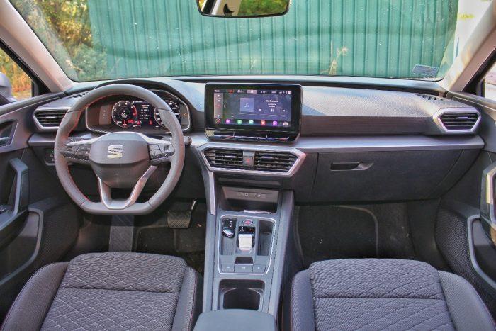 Auto magazin Srbija Test Seat Leon FR 2,0 TDI iskustva