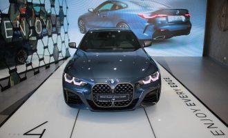 BMW 4 Series Coupé stigao u domaće salone
