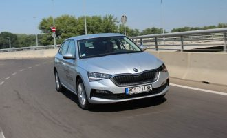 TEST: Škoda Scala 1,6 TDI Ambition