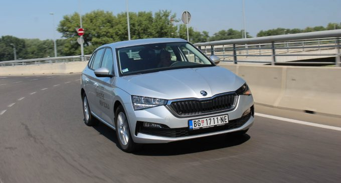 TEST: Škoda Scala 1,6 TDI Ambition