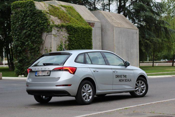 Auto magazin Srbija Test Škoda Scala 1.6 TDI Ambition