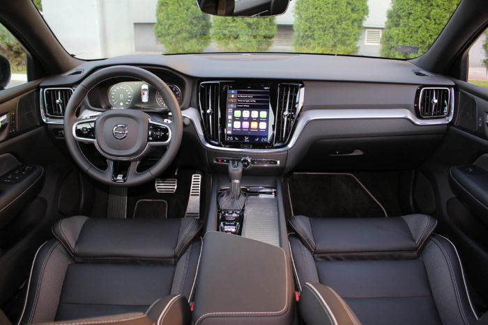 Auto magazin Srbija Test Volvo S60 T4 R-Design