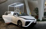 Toyota Mirai je novi Papin prevoz