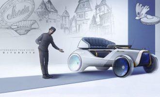 Voiturette A nova forma autonomnog vozila