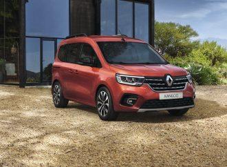 Premijera: potpuno novi Renault Kangoo