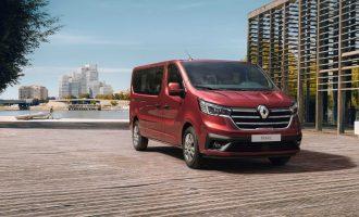 Još jedan redizajn za Renault Trafic