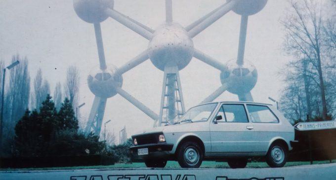 Pre tačno 40 godina počela je serijska proizvodnja Juga 45