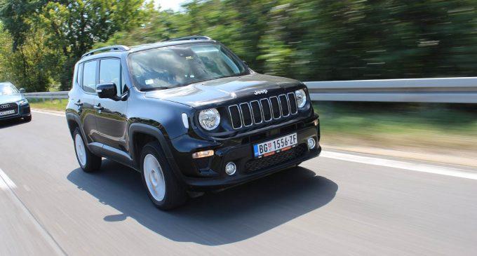 TEST: Jeep Renegade 2,0 MultiJet II 4×4 Longitude