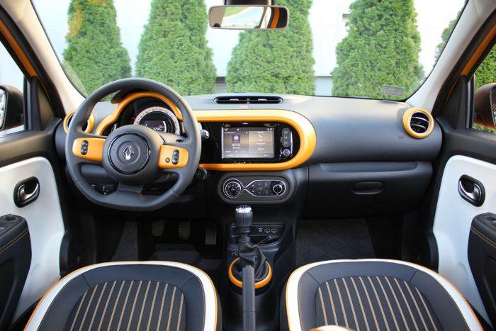 Auto magazin Srbija Test Renault Twingo Intens TCe 95