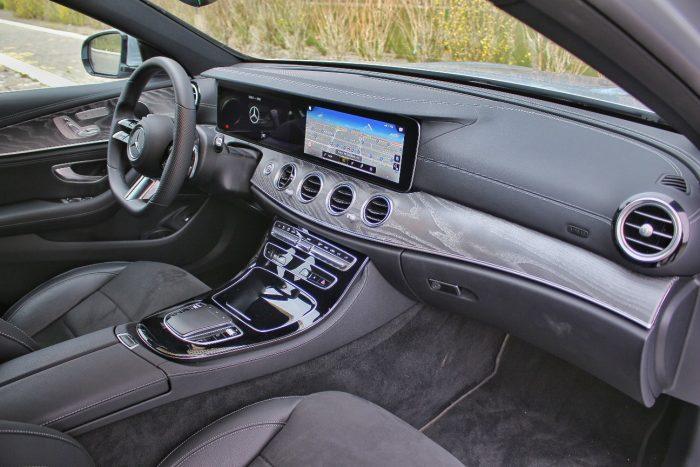 Mercedes E class W213 iskustva