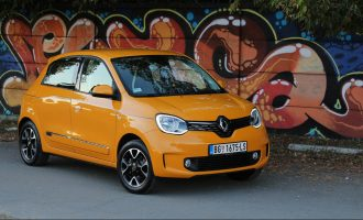 TEST: Renault Twingo Intens TCe 95