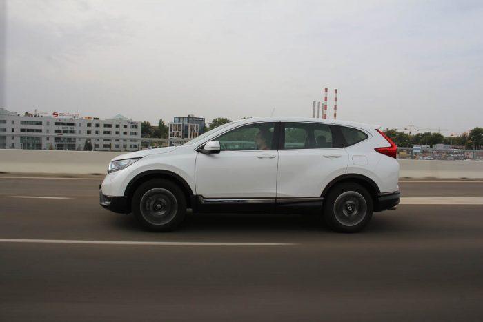 Honda CR-V 1,5 VTEC Turbo AWD Elegance