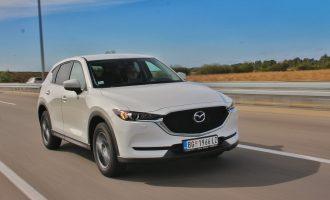 Mazda CX-5 G165 Challenge od 23.900 evra na testu Auto magazina