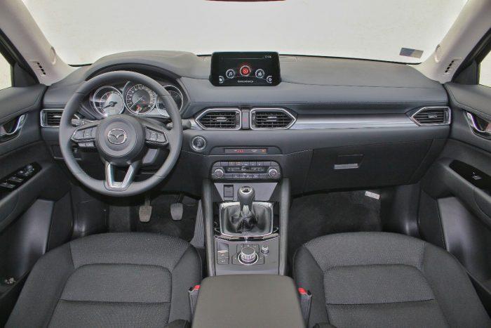Auto magazin Srbija test Mazda CX-5 G165 Challenge