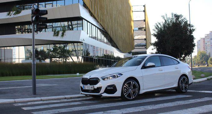 Testiramo BMW 218i Gran Coupe M Sport