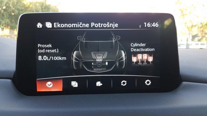 Auto magazin Srbija Test Mazda CX-5 Skyactiv-G165 Challenge