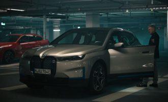 Christoph Waltz učestvovao u kreiranju BMW-a iX