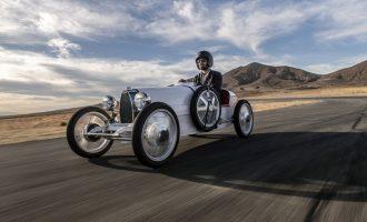 Bugatti Baby II je za decu ali ima cenu za odrasle
