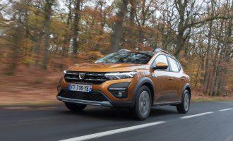 Prve slike uživo: novi Dacia Sandero Stepway