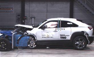 Mazda MX-30 u zaštiti putnika najbolja na Euro NCAP testu