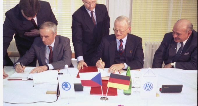Škoda je već 30 godina pod okriljem VW koncerna