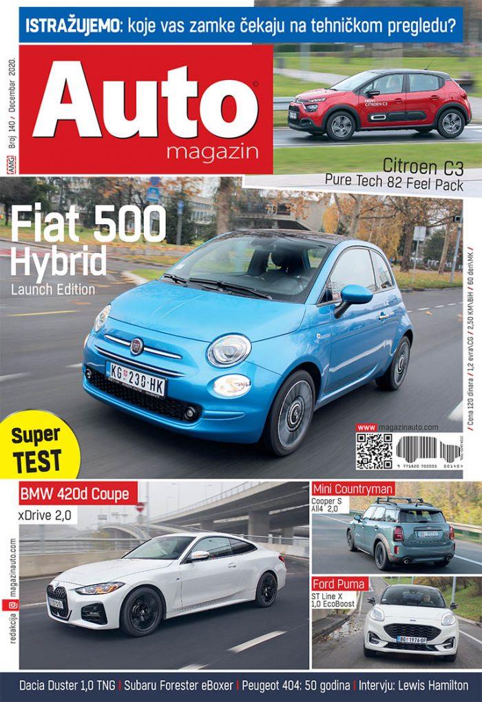 Auto magazine December 2020