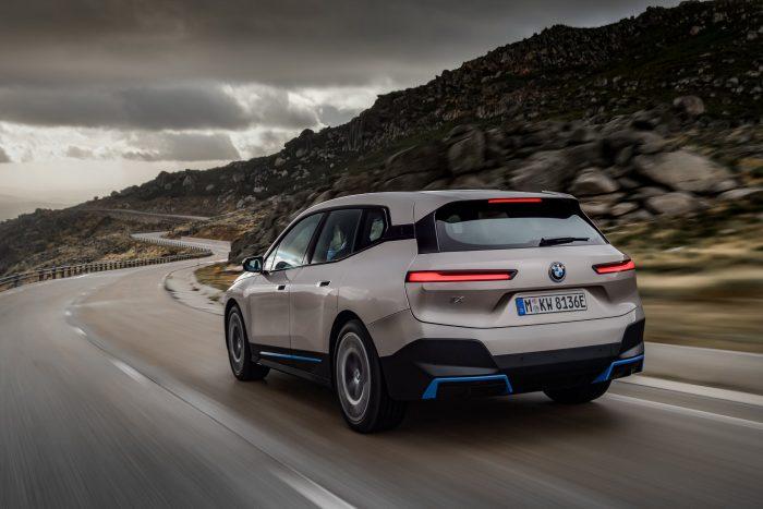 Auto magazin Srbija BMW iX