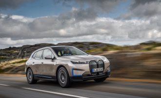 BMW iX: San pretvoren u stvarnost