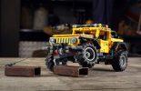 Lego i Jeep predstavili Wrangler Rubicon za devetogodišnjake i starije