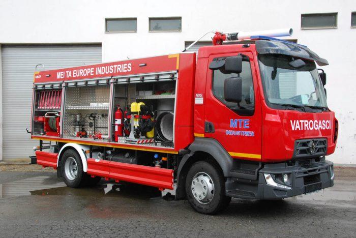 Renault Trucks GASOP