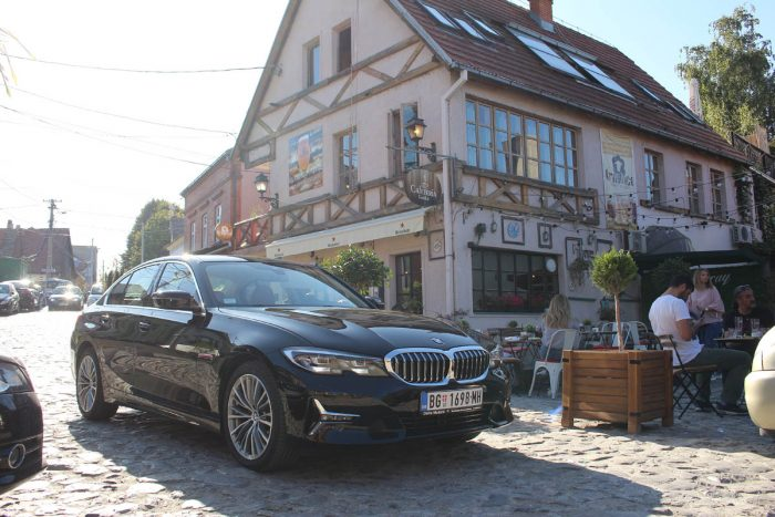 Auto magazin Srbija Test BMW 318d