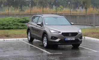 TEST: Seat Tarraco 2,0 TDI DSG Style 4Drive