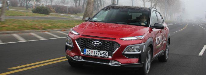 TEST: Hyundai Kona 1,6 T-GDI GLS Premium