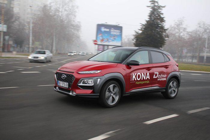 Auto magazin Srbija test Hyundai Kona 1.6 T-GDI