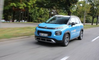 TEST: Citroën C3 Aircross BlueHDI 100